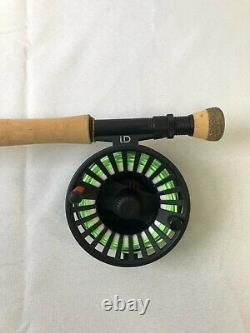 Redington Vice Fly Fishing Outfit Rod & Reel Combo 9'0 7wt