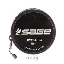 Sage Foundation Fly Rod Outfit 9 Ft 6 Wt Livraison Rapide Gratuite 690-4