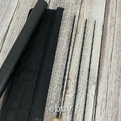 Sage One 691-4 9ft 6wt 4pc Mouche Canne De Pêche Avec Tube Et Chaussette Konnetic Technologie