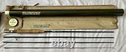 Sage Z-axis #5 9ft 4pcs Premium Fly Rod