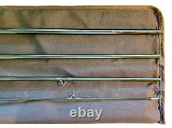 Sauge X Deux Mains 8130-4 Pêche À La Mouche Spey Rod 8wt 13'0