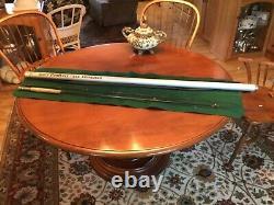 Scott Powr-ply Vintage Fly Fishing Rod 9ft. 4wt W / Manche Et Boîtier