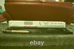 Scott Radian Custom 4wt. 8 Pieds Et Demi. Fly Rod Jamais Utilisé/n. C'est Moi. B