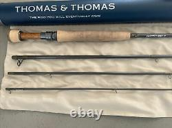 Thomas & Thomas Contact 1083-4 Euro Nymphing Fly Rod, 108, 3 Poids, Excellent
